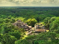 Tour a Ruinas Mayas Ek Balam, Cenote y Gruta 1 día