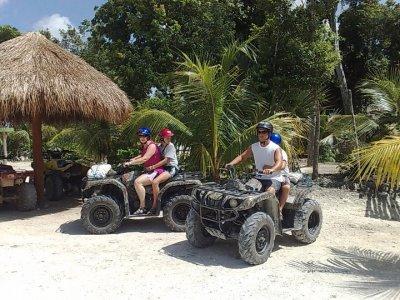 Puerto Morelos Adventures Cuatrimotos
