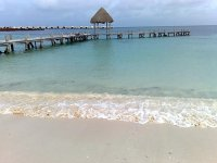 Beaches in Puerto Morelos