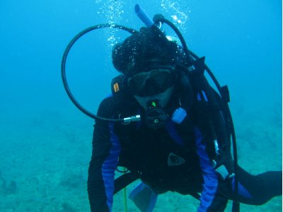 Curso PADI Scuba Diver en Playa del Carmen 2 días
