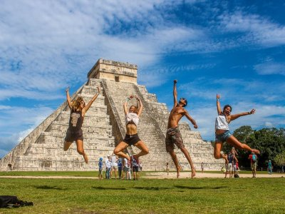 Chichen Itza tour with buffet and transportation 1 day