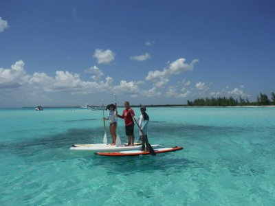 Stand Up Paddle in Cozumel for 1 day