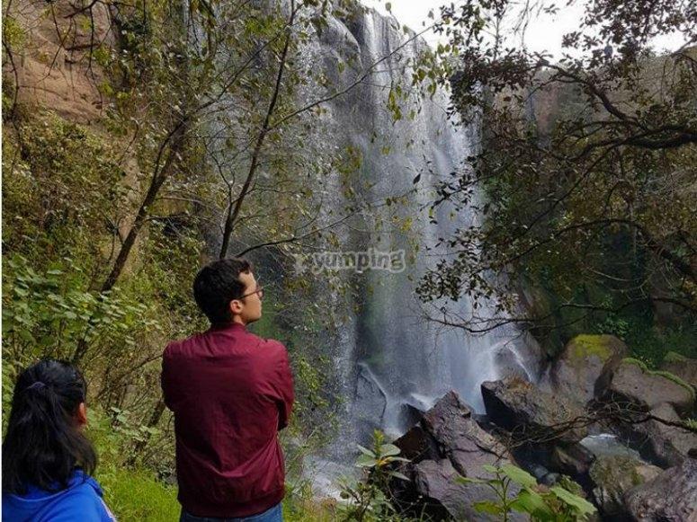 Tour a cascada