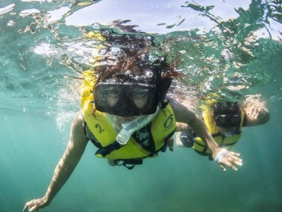 Snorkel with brunch in Los Cabos 3.5 hours