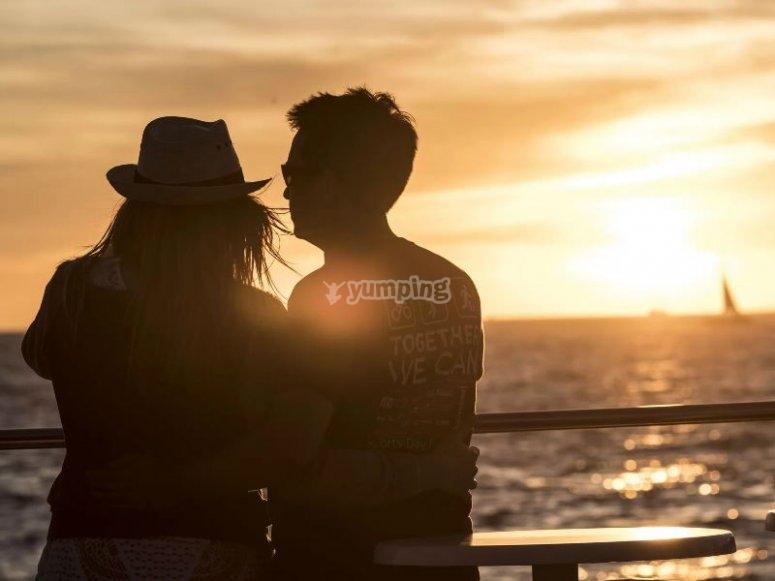 Una experiencia ideal para vivir en pareja
