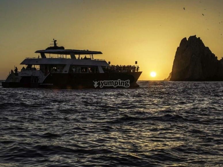 Paisajes espectaculares de Los Cabos