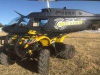 Paseo en helicóptero sobre Teotihuacán con comida
