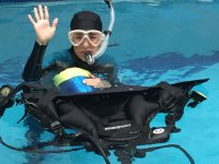 Obtaining diving certification