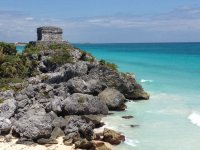 Guided visit to Tulum with transportation 4 hours