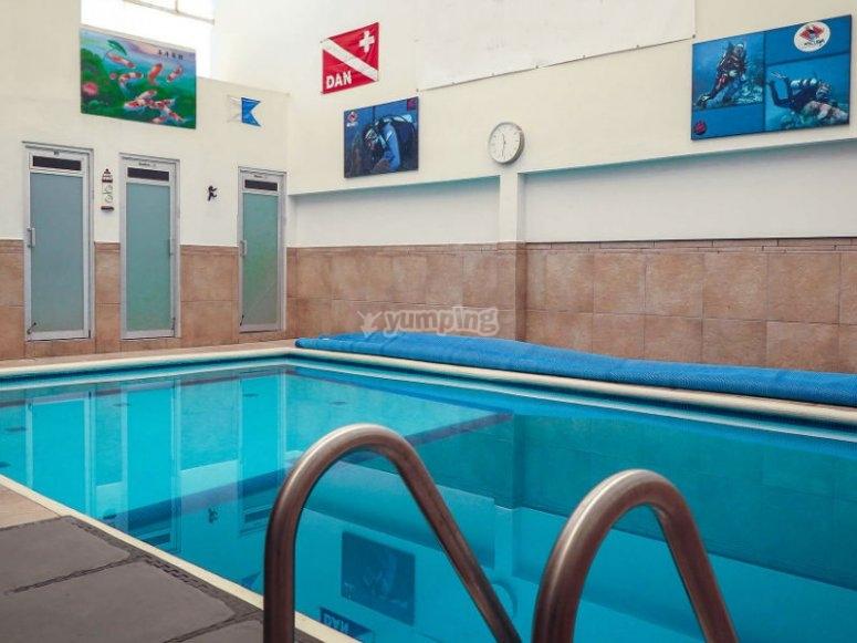 Diving facilities
