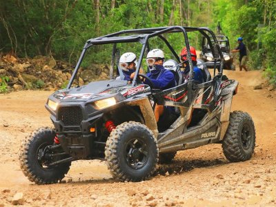 3-hour cenote buggy tour in Cancun