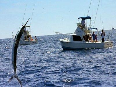 Costa Azul Adventure Resort Pesca