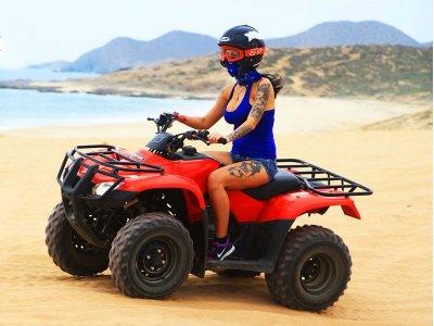 2h ATV desert tour in Cabo San Lucas