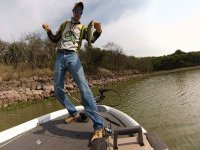 diversion pescando