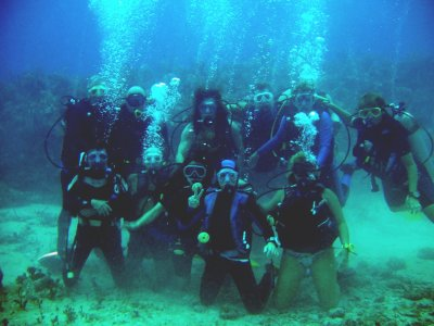Open Water Diver Course in Paamul Riviera Maya 4 d