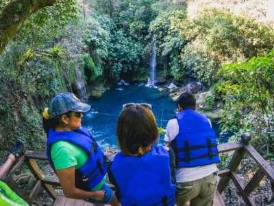 Tour por Cascadas de Tamasopo con comida 7 horas