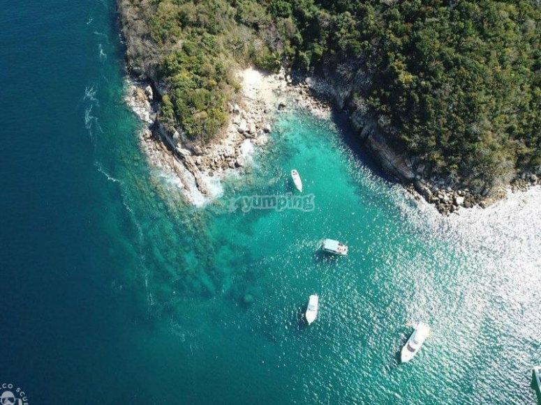 Vista de Isla de la Roqueta