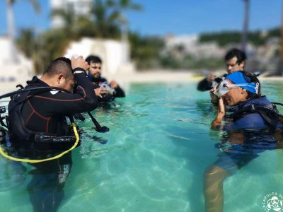 PADI Scuba Diver Course in Acapulco 2 days