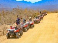 Guided ATV tour