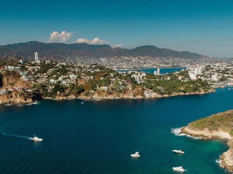 Acapulco en el Pacífico Mexicano