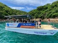Navega en nuestro catamarán