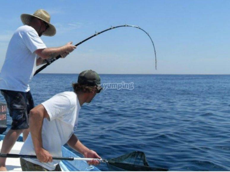 Tecnicas de pesca