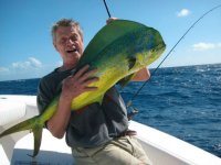 Sport fishing 6 pax from Marina Vallarta 4 hours