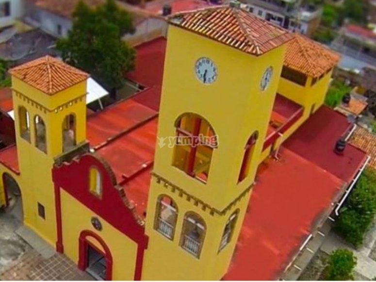 Church of El Tuito