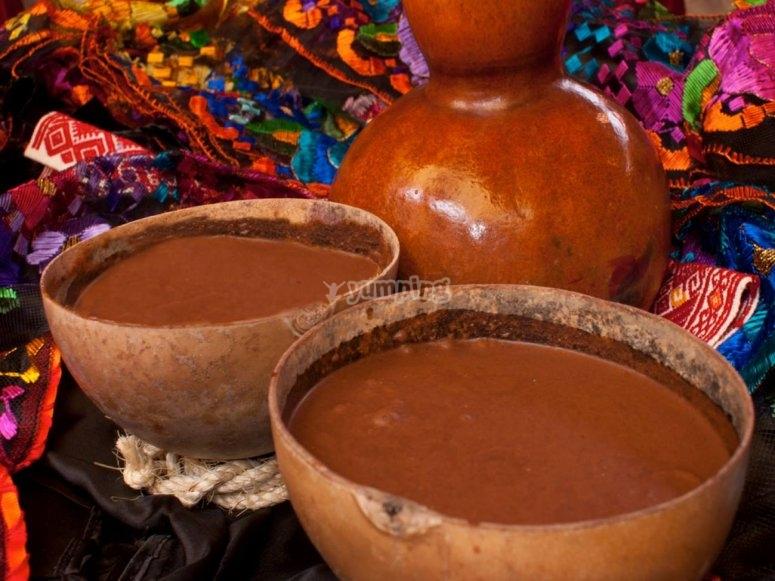 Chiapas drink