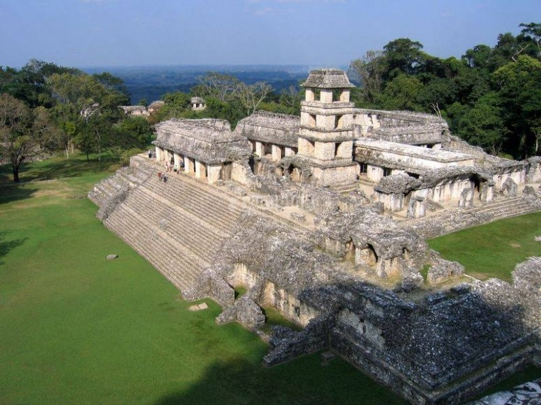 Zona prehispánica