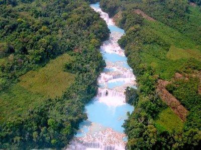 Tour Cañón del Sumidero, cascadas y parques niños