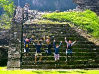 Tour by Vega de la Peña Archaeological Zone 5 hours