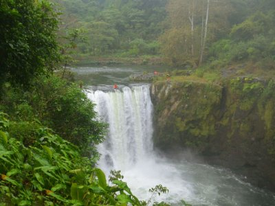 Guided tour to Tomata Waterfall in Tlapacoyan 5 hours