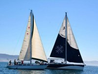 Luxury sailboat 6 pax and food Bahía de Ensenada 5h