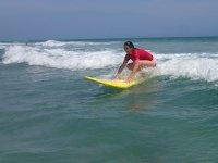 Private surf lesson in Ensenada beach 2 hours