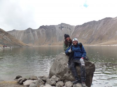 Hiking in the Nevado de Toluca lagoons 1 day