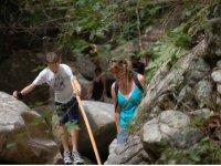 Snorkel y senderismo en Puerto Vallarta niños