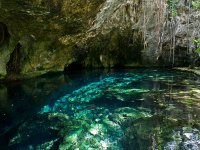 Discover the beauty of the Cenote Sac Actun