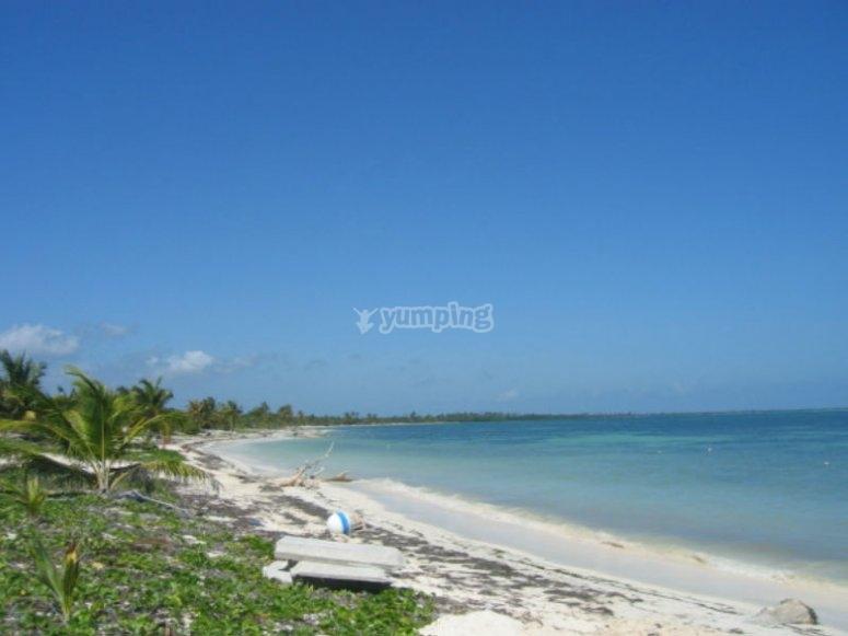 Punta Allen Beach
