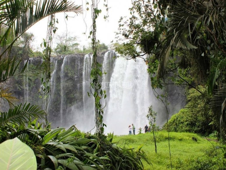 El Salto Waterfall