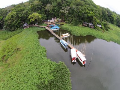 Guided tour of Catemaco and Tuxtla with transportation