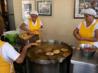 Food tour in Boca del Río with transportation