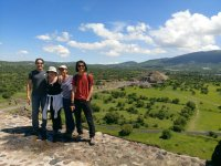 Visit teotihuacan