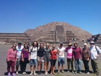 Getting to know the pyramids