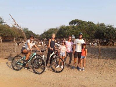 Mountain bike rental in Ixtapa 1 hour