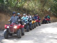 Guided ATV route through Puerto Vallarta and its surroundings