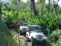 4x4 route in the viewpoint of Soconusco 2 hours