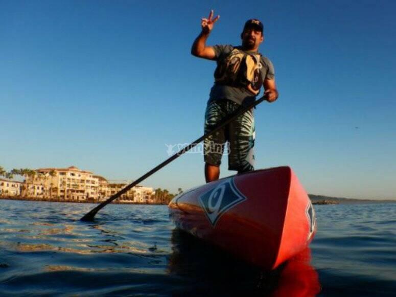 Enjoy your kayak adventure