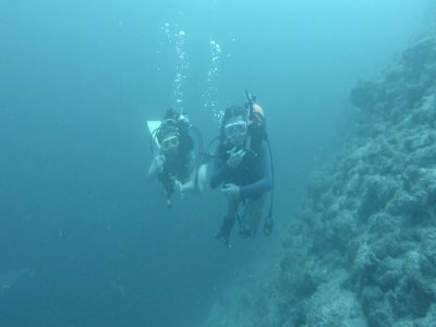 Private tour to certified Banderas Bay divers