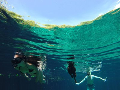 Snorkel in Soliman Bay in Tulum 6 hours